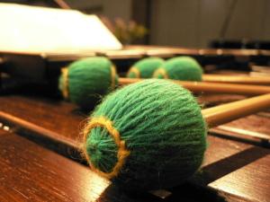 evtl. Marimba 1